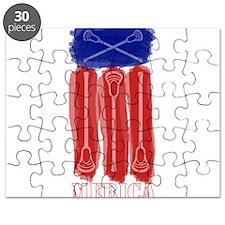 Lacrosse MERICA 1 Puzzle