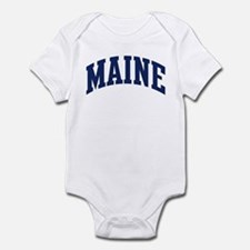 Blue Classic Maine Infant Bodysuit