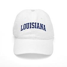 Blue Classic Louisiana Cap