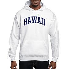 Blue Classic Hawaii Hoodie