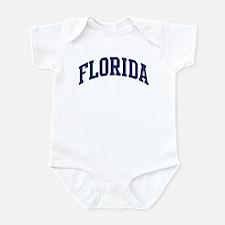 Blue Classic Florida Infant Bodysuit