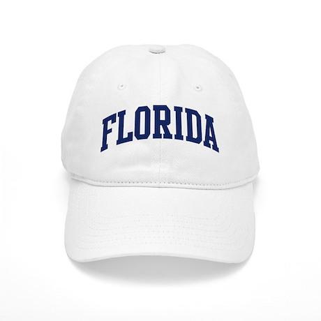 Blue Classic Florida Cap