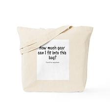 Hamfest Buys Tote Bag