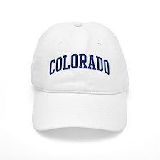 Blue Classic Colorado Baseball Cap