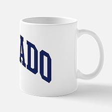 Blue Classic Colorado Mug