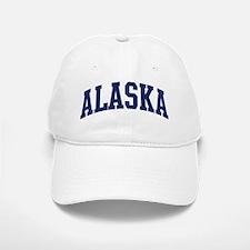 Blue Classic Alaska Baseball Baseball Cap
