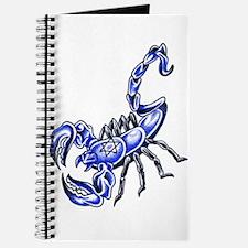 Scorpion Pentacle Design Journal