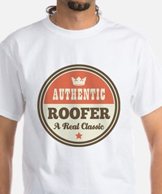 Roofer Vintage Shirt