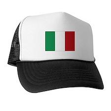 Flag Italy Trucker Hat