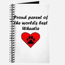 Wheatie Parent Journal