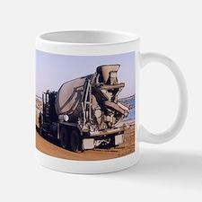 Cement Mixer Truck #1 photo d Mug