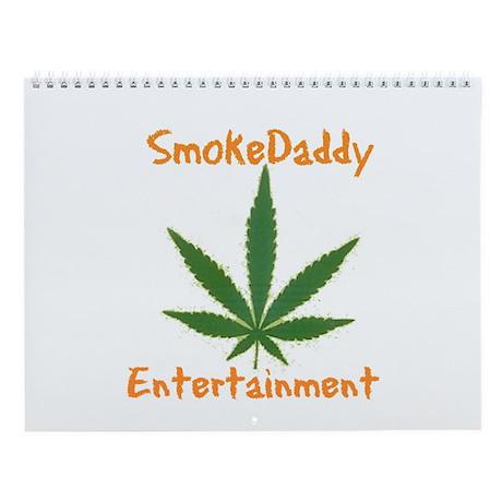 SmokeDaddy Entertainment Wall Calendar