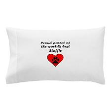 Staffie Parent Pillow Case