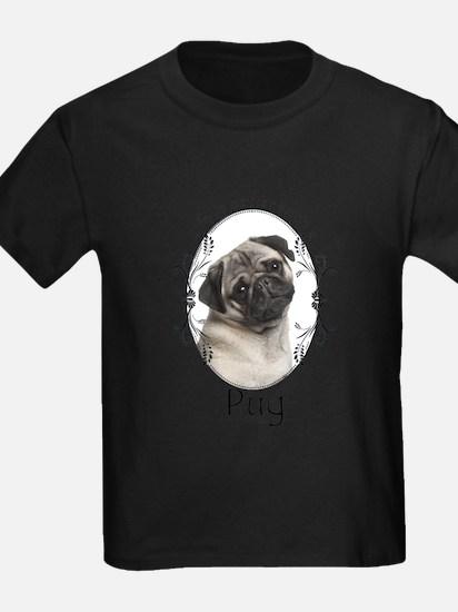 Lifes Better Pug T-Shirt