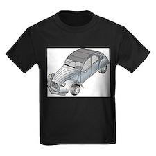 2cvCitroen_colors_perspective.jpg T-Shirt