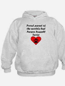 Parson Russell Terrier Parent Hoodie