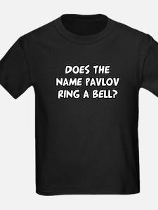 Does Pavlov T