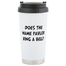 Does Pavlov Travel Coffee Mug