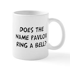 Does Pavlov Mug