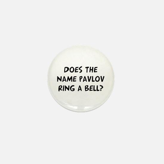 Does Pavlov Mini Button