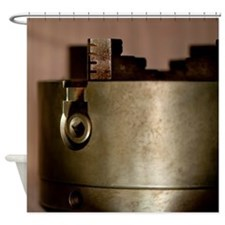 Funny Metal work Shower Curtain