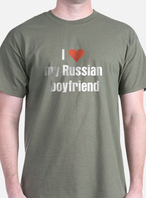 Russian Boyfriend T-Shirt