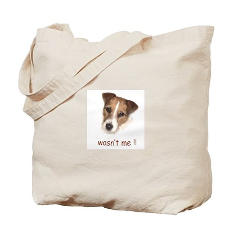 Parson Russell Terrier, Jack Tote Bag