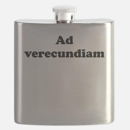 Ad verecundiam Flask