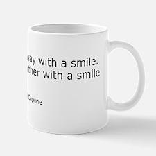 Smile and Gun Mug