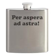 Per aspera ad astra! Flask