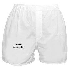 Nulli secunda Boxer Shorts