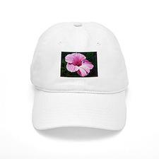 Pink Hibiscus Baseball Cap