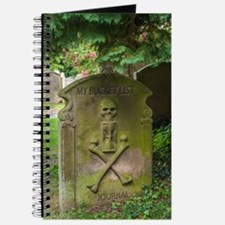 Bucket List And Journal Gravestones Journal
