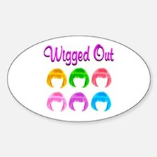 WIGGED OUT Decal