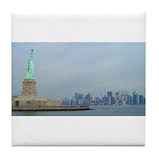Statue of Liberty New York - Pro Phot Tile Coaster