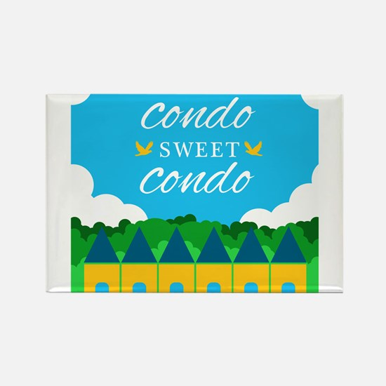 Condo Sweet Condo Magnets