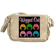 GOING WIGGY Messenger Bag