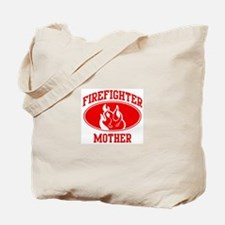 Firefighter MOTHER (Flame) Tote Bag