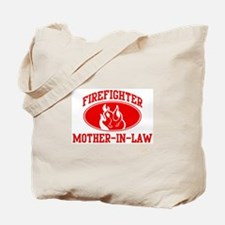 Firefighter MOTHER-IN-LAW (Fl Tote Bag