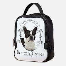 Lifes Better Boston Neoprene Lunch Bag