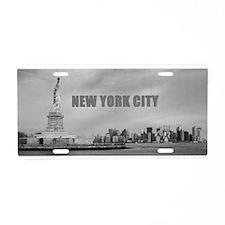 Stunning! New York USA - Pr Aluminum License Plate