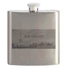 Stunning! New York USA - Pro Photo Flask