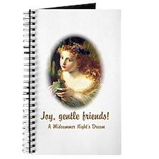 Joy, Gentle Friends! Journal