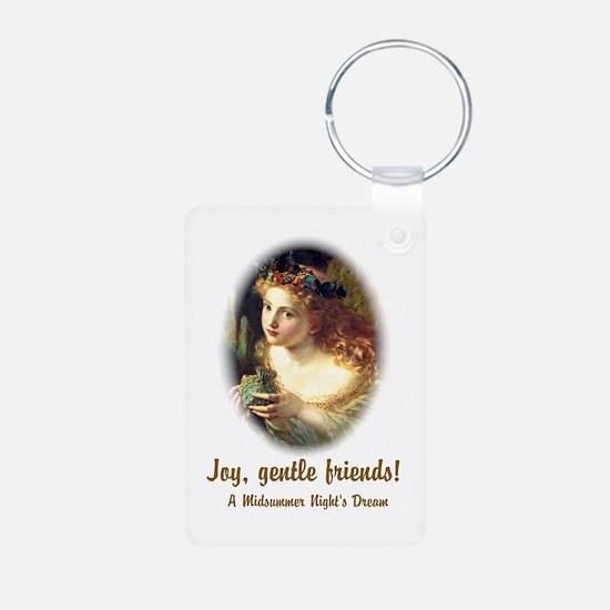 Joy, Gentle Friends! Keychains