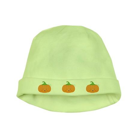 Halloween Pumpkin Kawaii baby hat