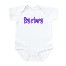 Barbra Infant Bodysuit