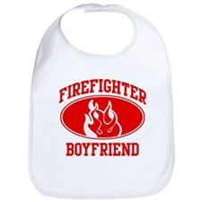 Firefighter BOYFRIEND (Flame) Bib