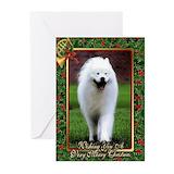 Samoyed Greeting Cards (20 Pack)