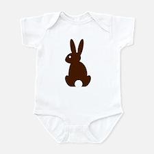 Bunny rabbit easter Infant Bodysuit
