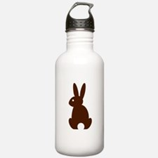 Bunny rabbit easter Water Bottle